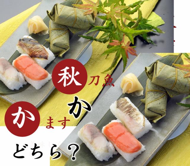 三色(かます、秋刀魚)15個